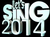 Let's Sing 2014 liste complète morceaux dévoilée