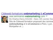 Définition jour Google authorship