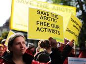 Soutenons l'Arctique Greenpeace, jeudi octobre Paris