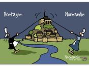 Mont Saint Michel Normand Breton?