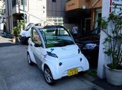 Japon: Liquide Toyota s'associent dans mobilité électrique