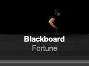 Chronik Music shot Blackboard FORTUNE