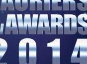 Lauriers Awards 2014 Jenifer recevra prix d'honneur