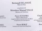 Remise, l'Hôtel Ville Paris, Prix Laïcité 2013 Comité République