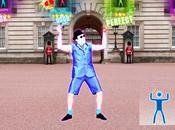 Just Dance 2014 bouger