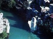 novembre 1993 destruction pont Mostar, géosymbole dans guerre
