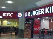 Dublin l'appel fastfood