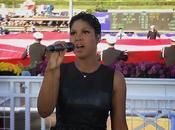 Toni Braxton t-elle défoncé l'Hymne Américain week-end Réponse vidéo