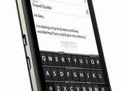 P'9982, nouveau smartphone BlackBerry luxe signé Porsche Design