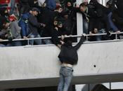 Violences entre supporters (OGC Nice Saint-Etienne)