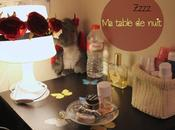 table nuit