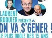 """Laurent Ruquier publie, aujourd'hui, livre regroupant meilleur d'""""On s'gêner"""""""