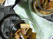 Pickles courgettes aigres-douces (comme cornichons polonaise)