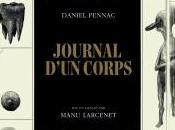 Journal d'un corps Daniel Pennac Manu Larcenet