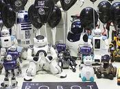 musée robots Madrid ouvert portes