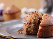 Muffins cannelle pépites banane