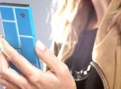 prototype smartphone nouveau concept made Motorola