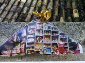 Papier cadeau original pour Noël