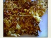 L'Avent Gourmands Galettes pommes terre coriandre