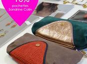 Offre spéciale Xmas mini pochettes, Sandrine Colin.