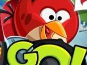 Angry Birds déboule iPad