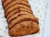 Cadeaux gourmands Biscotti cantuccini) noisettes