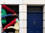 """Chocolat jour: """"Bodies Urban Spaces"""" Willi Dorner"""
