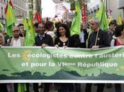 #Municipales2014 Front Gauche EELV rapprochent dangereusement, vert rage…