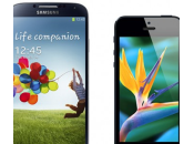 Comparatif iPhone Galaxy lequel acheter