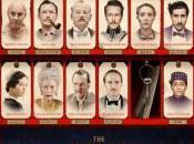 "Nouvelle bande annonce ""The Grand Budapest Hotel"" Anderson, sortie Février 2014."