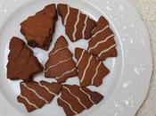 Biscuits Noël Sapins cassonade corsée