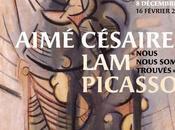 Aimé Césaire, Lam, Picasso, nous sommes trouvés
