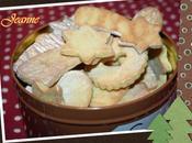 Biscuits sablés Noël