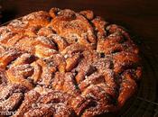 Brioche bouclette chocolat