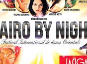 Evénement Cigale Festival Cairo Night février 2014 place danse orientale