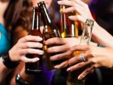 L'ALCOOL laisse empreinte l'ADN jeunes Alcohol