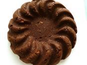 gâteau diététique hyperprotéiné chocolat pomme caroube avec Sukrin, chia blanc psyllium (sans sucre oeufs beurre)