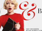 Tavi Gevinson ultra glamour pour Cole Haan