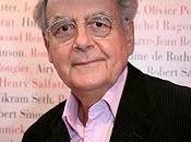 Bernard Pivot présidence l'académie Goncourt