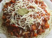 Sauce spaghetti Jasmine