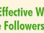 principes bases pour développer votre compte Twitter Infographie