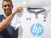 Mercato-Tottenham Capoue n'ira Naples