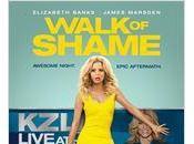 """Bande annonce """"Walk Shame"""" Steven Brill avec Elizabeth Banks James Marsden."""