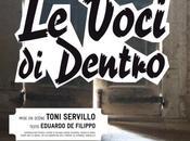 "Voci Dentro"" avec Toni Servillo"