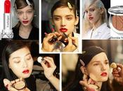 Focus maquillages défilés Dior Chanel