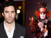 Sacha Baron Cohen, grand méchant d'Alice Pays Merveilles