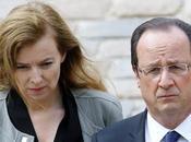 CLAP FIN. François Hollande Valérie Trierweiler, c'est fini, bienvenue Julie Gayet