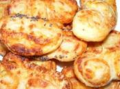 Palmiers moutarde douce figue miel