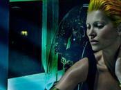 Mode Kate Moss, égérie campagne printemps-été 2014 Alexander McQueen