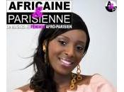 Africaine Parisienne nouveau magazine Africaines Paris
